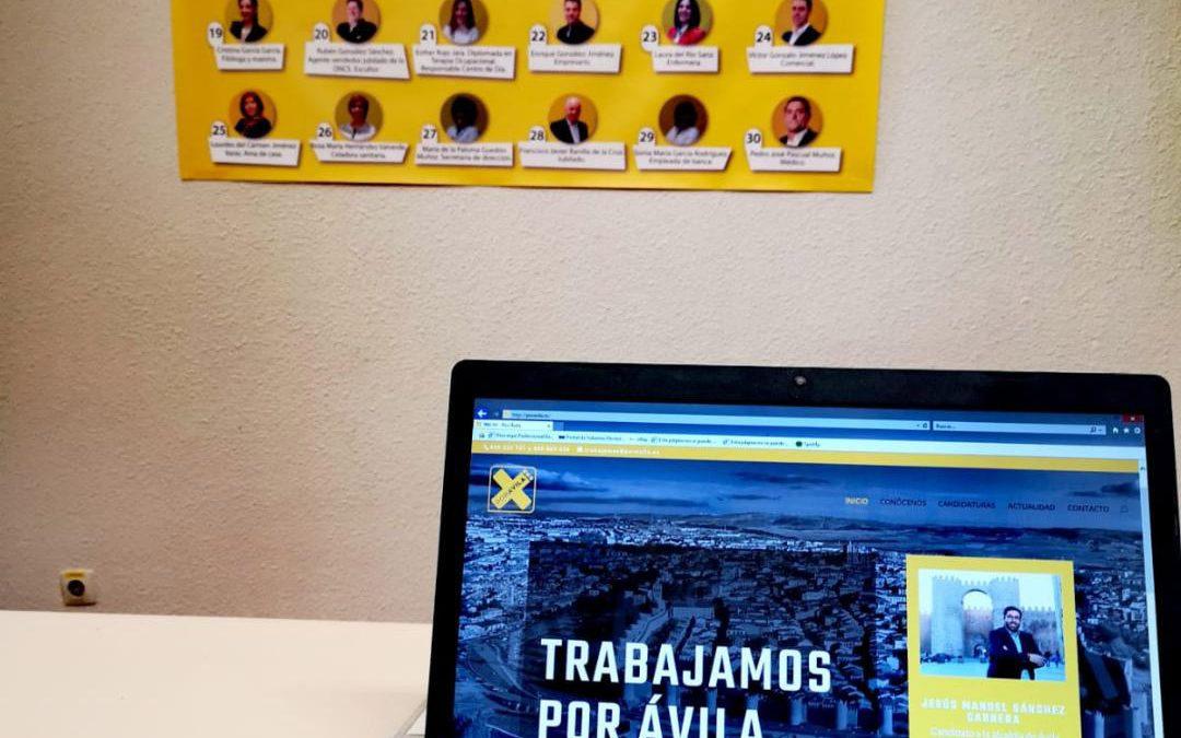 Por Ávila demanda a la Junta un reparto de fondos del Pacto para la Recuperación acorde a la incidencia de la pandemia