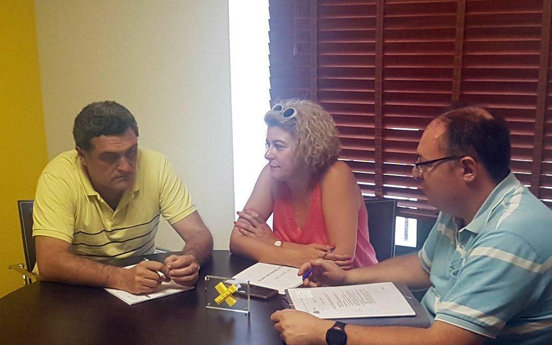 Por Ávila llevará a las Cortes las condiciones en las que viajan los usuarios del autobús Ávila-Madrid