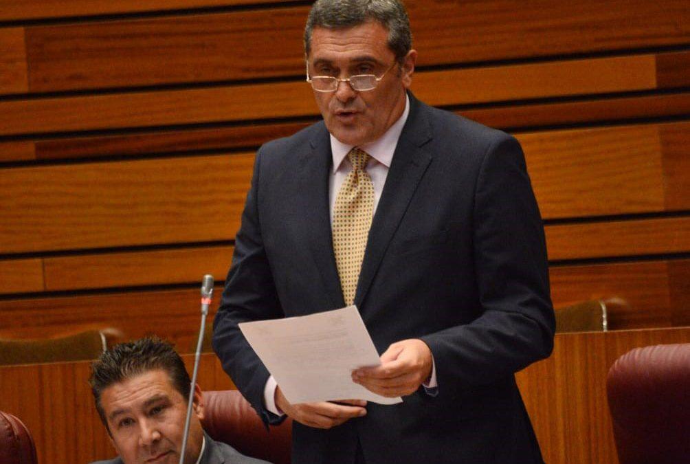 El procurador de Por Ávila señala que el retraso en la implantación de la radioterapia es otro incumplimiento más del PP con la provincia