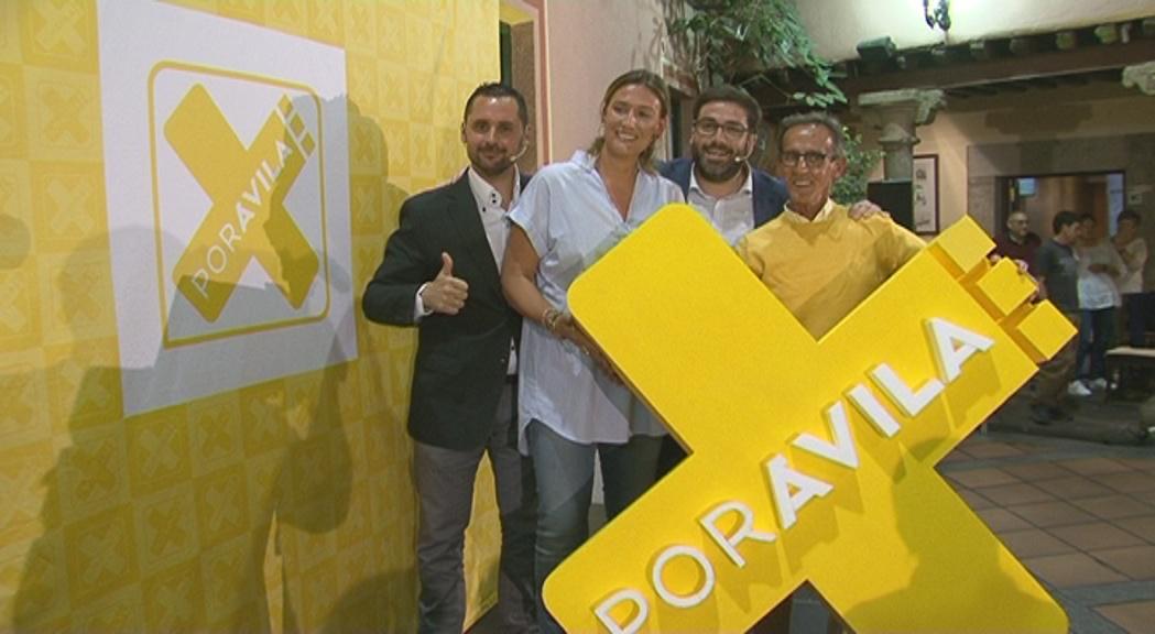 Por Ávila presenta unas candidaturas al Congreso y el Senado preparadas para reivindicar las necesidades de los abulenses