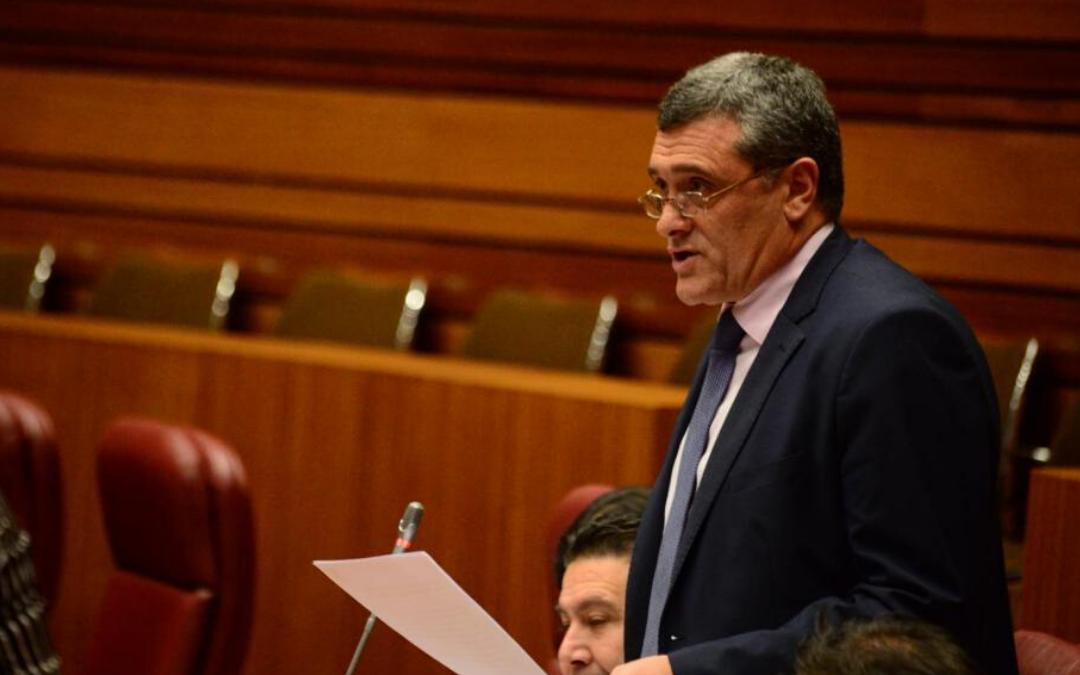 Por Ávila muestra su apoyo a los agricultores de la provincia reivindicando incrementos en las ayudas que reciben para mejorar sus explotaciones
