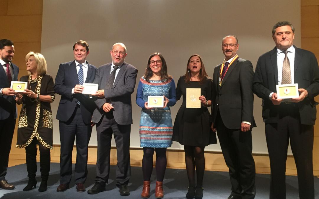 Pedro Pascual, premio Hemicisco 2019 'Revelación con V' por su transparencia y sinceridad