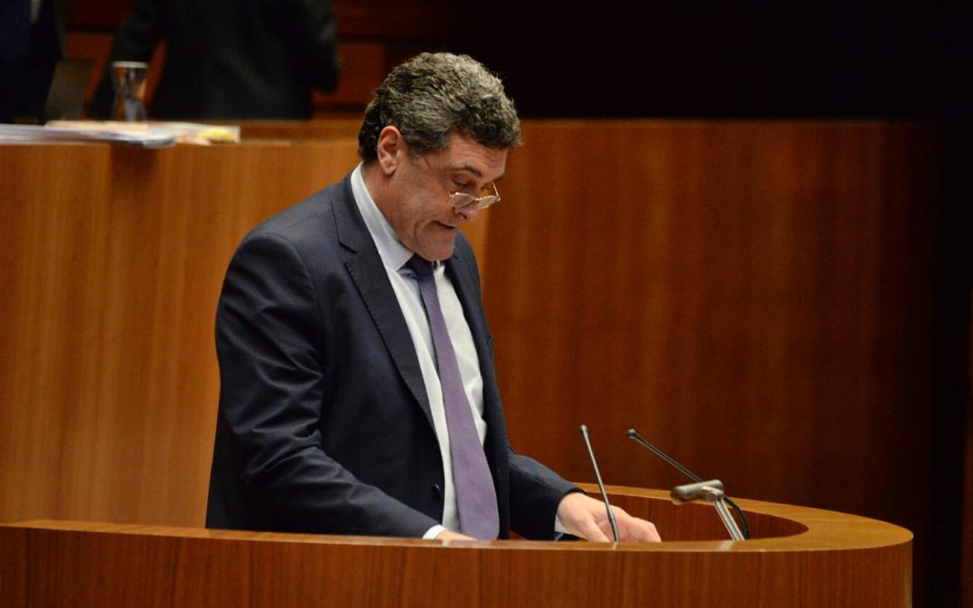 Las Cortes aprueban la propuesta de Por Ávila de contar con dos ambulancias de SVB tanto en el Tiétar como en en la Moraña
