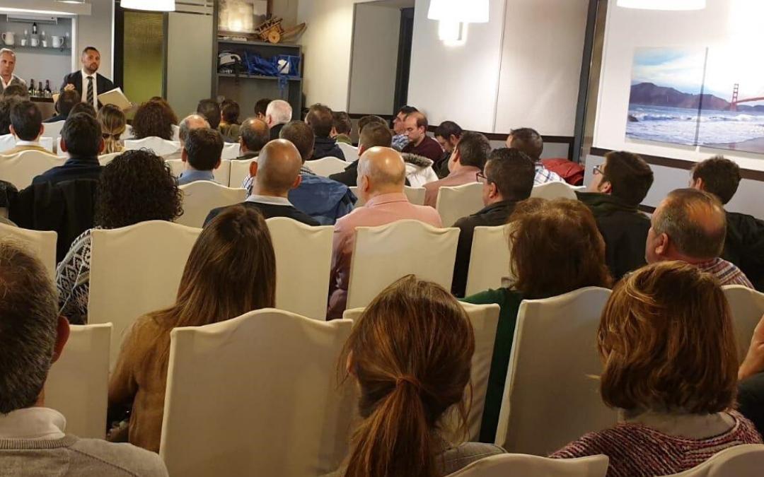 Asamblea General: Por Ávila se refuerza en su primer año de vida con una estructura orgánica formada por cerca de 90 personas