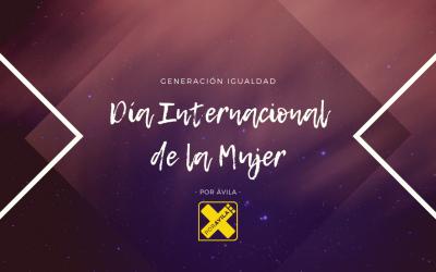Por Ávila se alinea con la ONU en el Día Internacional de la Mujer