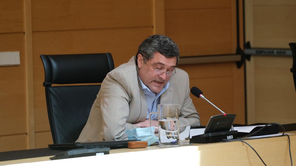 Por Ávila se interesará en las Cortes sobre el reparto de fondos para la reconstrucción de Castilla y León