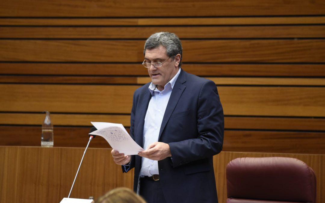 Por Ávila reitera en las Cortes la importancia del Plan Ávila para la reactivación económica de la ciudad