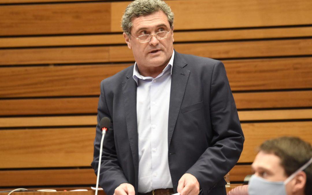 Por Ávila exigirá en las Cortes medidas concretas para paliar las principales carencias de la provincia