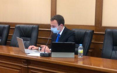 XAV Diputación – Satisfacción por la unanimidad en la aprobación del Plan Territorial de Fomento