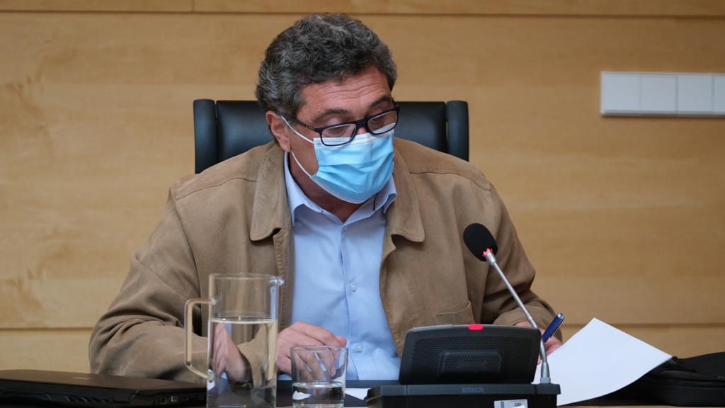 Por Ávila respalda en las Cortes al sector agroganadero y pide incentivos que faciliten a los jóvenes dedicarse profesionalmente a estas actividades