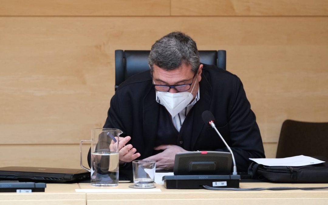 """Por Ávila reivindicará unos presupuestos autonómicos que permitan saldar la """"deuda histórica"""" con la provincia"""