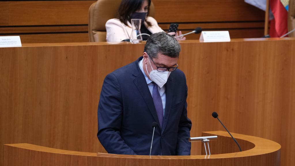 Por Ávila preguntará al presidente de la Junta si la finalización de la A-40 sigue siendo una prioridad para el gobierno autonómico
