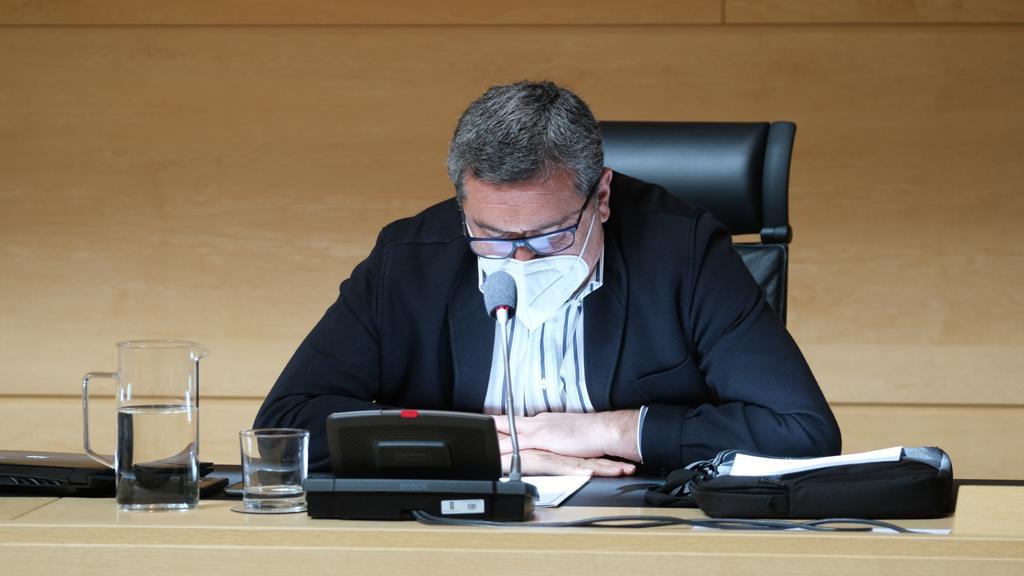 Por Ávila pide en las Cortes que se habilite un sistema urgente de valoración de la dependencia que agilice los ingresos en residencias