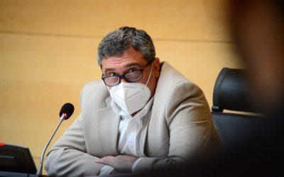 Por Ávila propone la creación de un Consorcio Regional de extinción de incendios que preste servicio a toda la comunidad