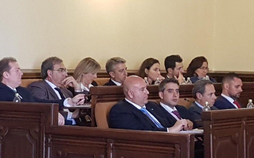 Por Ávila y Ciudadanos plantean instar al Gobierno a contar con Ávila como sede institucional dentro de su política de lucha contra la despoblación