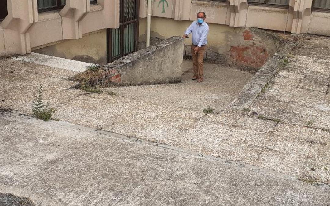 Por Ávila reconoce la labor de las bibliotecas móviles en la provincia en el Día del Bibliobús y pide que la Diputación promocione este sistema para que la cultura llegue a toda la provincia