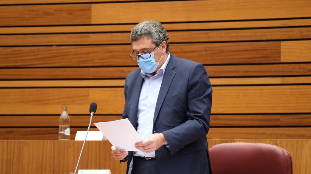 Por Ávila pide a la Junta de Castila y León que se licite la subestación eléctrica de Vicolozano en este trimestre