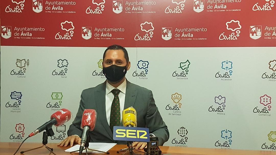 La Diputación intenta camuflar una subida del 30% de la tasa de reciclaje a vecinos, asociaciones, bares y pequeño comercio de Ávila capital en plena pandemia