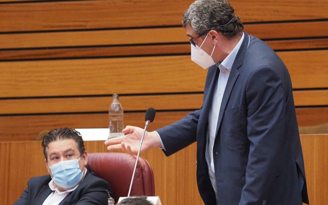 """Por Ávila reclama a la Junta un """"plan integral y consensuado"""" para los sanitarios"""