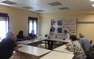 """Por Ávila reivindica """"mejoras urgentes"""" en el transporte y lamenta las """"pésimas"""" comunicaciones de la provincia"""